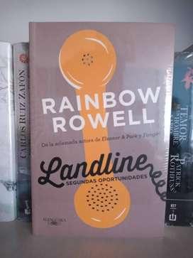 Landline segundas oportunidades Libro