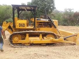 Vendo Tractor D6D
