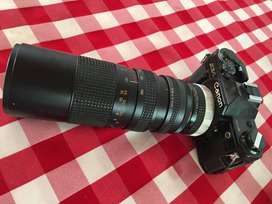 Canon AE-1 para decoración o repuestos.