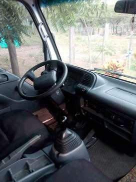 Turbo NPR, Chevrolet, año 2008 tipo furgon