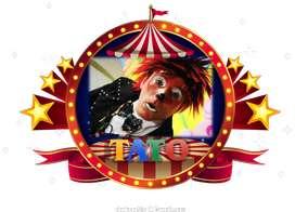 celebración cumpleaños magico online ,videollamada , en vivo ,payaso mago,magia,entretenimiento en cuarentena , mago