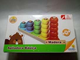 APILADORA BASICA DE RONDA