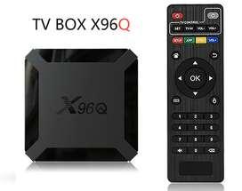 Android 10 Tv Box X96q 2gb Ram 16gb Quadcore