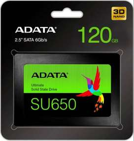 Disco Duro Adata SSD SATA 120GB