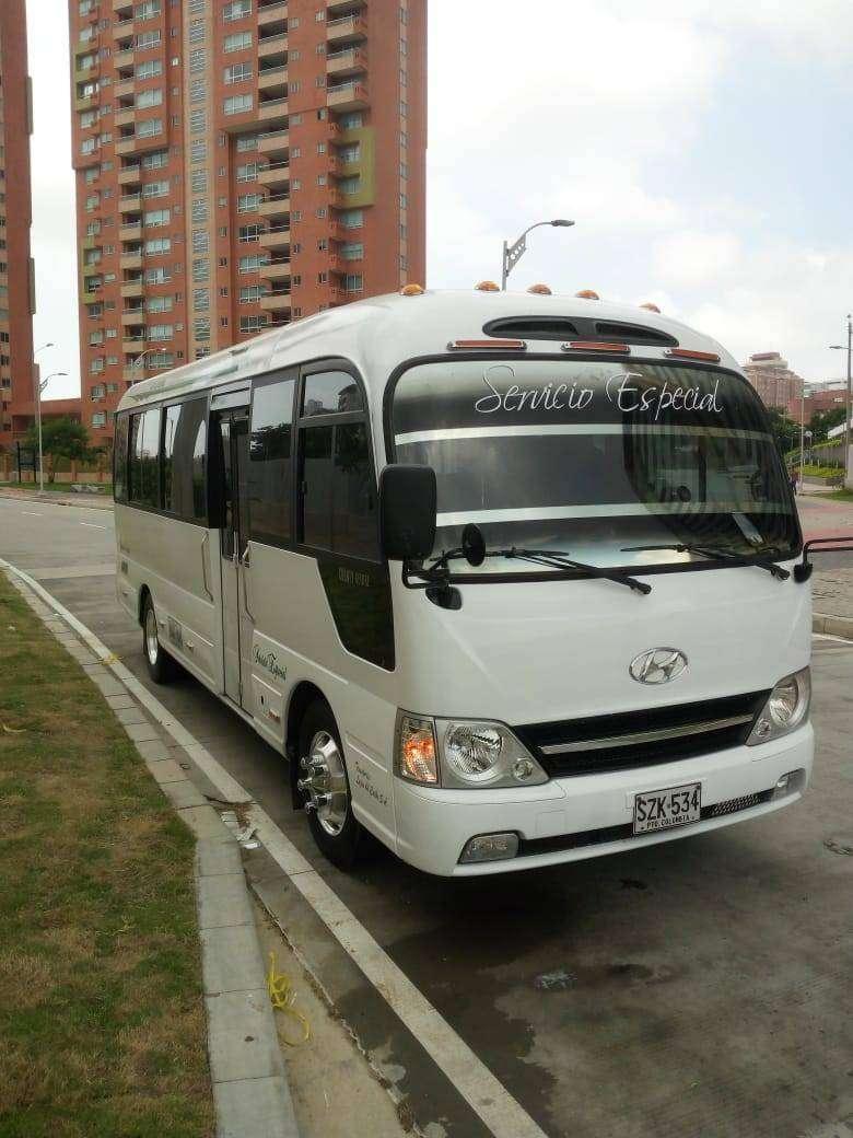 servicios comodo y puntual de buses