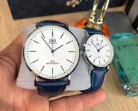 Relojes en pareja