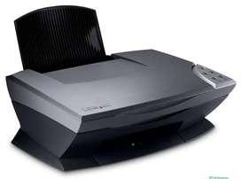 Oportunidad! Impresora- Scanner LEXMARK x1185