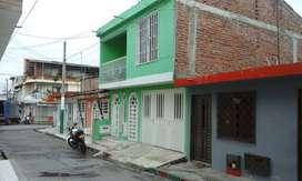 Se vende casa en el barrio Alameda primera etapa tulla valle