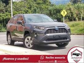 Toyota Rav4 Awd - Xle Híbrid - En Autosport Medellín