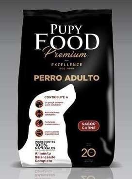 Pupy Food Premium