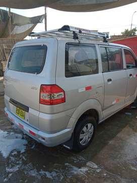 Minivan Suzuki 2010