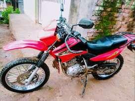 Venta de Moto XR 125 CORE 2 Año 2013