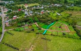 Terreno en Condominio Privado para Casa de Campo en Oxapampa
