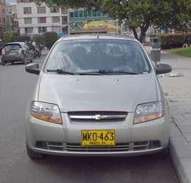 Chevrolet Aveo 2013 unico dueño