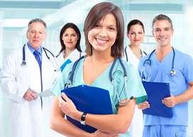 Laboratorio JONPHARMA Necesita contratar MEDICOS /AS ESPECIALISTAS
