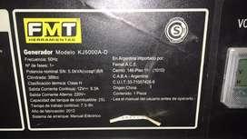 Generador 5500w