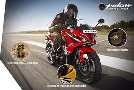 Bajaj RS 200 0km Financiado Solo Con Dni