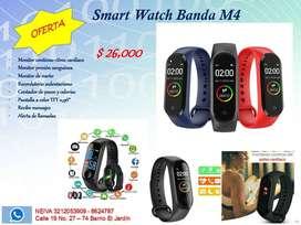 Reloj inteligente M4 - SmartBand M4