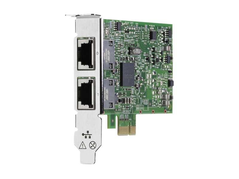 Tarjeta de Red HPE Ethernet 332T de 1 Gb y doble puerto (Nuevo) 0