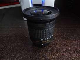 Lente Nikon 10-20mm F/4.5-5.6g Vr