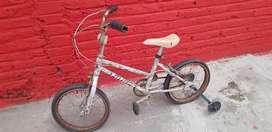 Bicicleta de Nena Rod 16
