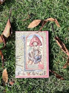 Cuadernos con Portadas Ilustradas,