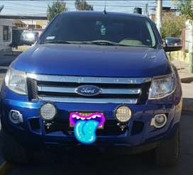 Alquiler de camioneta Ford Ranger