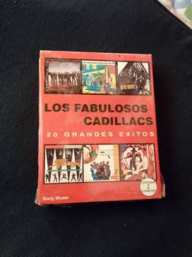 LOS FABULOSOS CADILLACS 20 GRANDES EXITOS
