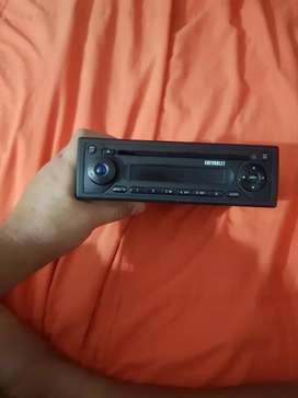 Pasacinta Blaupunkt Málaga CD 36 Mp3