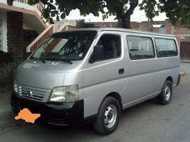 Se vende furgoneta Nissan Urvan