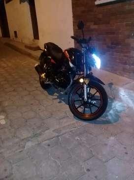 Vendo moto marca tundra CC 150 precio 1100