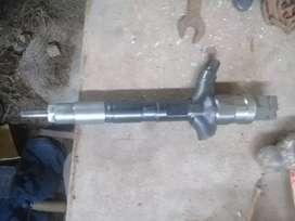 Vendo inyectores de corolla 2006 motor D4d
