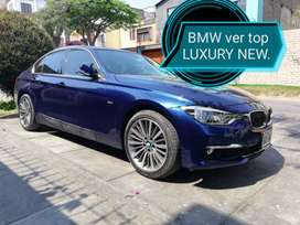 BMW 318i Luxury New Impecable Lujo Garantia BMW
