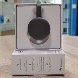Google Chromecast 3ra Generación (Precio Fijo - No cambios - Solo ventas)