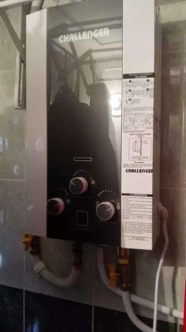 Calentadores financiados por la factura del gas 0
