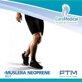 Muslera de Neoprene PTM - 03.03.U1 Ortopedia Care Medical