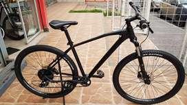 Bici Ontrail monoplato 1x9