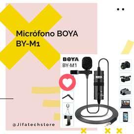 Micrófono BOYA BY-M1
