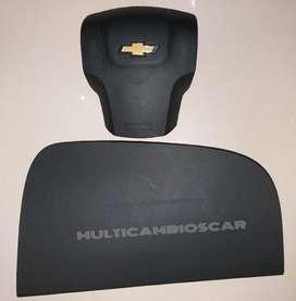 Tapas de Airbags Chevrolet DMax nuevas de Paquete