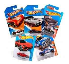 Hot Wheels Básicos Hotwheels Mattel Valor Por Unidad