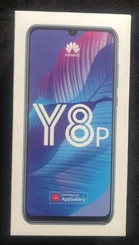 Vendo celular HUAWEI Y8 P nuevo