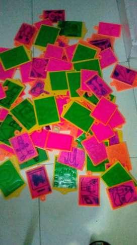 Vendo sellos didácticos