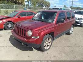 Jeep patriot 2012 en camino