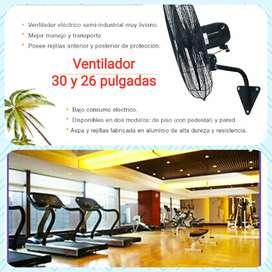 Ventilador Industrial.  Cod 838383  Gimnasio. Locales