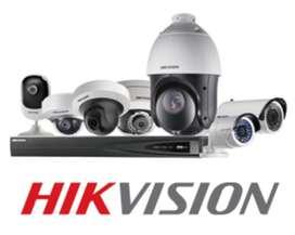 Instalacion Camaras Hikvision