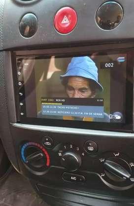 Radio pantalla Android 9.1 GPS  para vehículo Nuevos