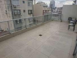 IMPECABLE SEMIPISO 211 m2 A EST. C/2 COCH. y BALCON TERRAZA!!