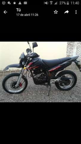ENDURO ZTT 250 CC