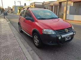 Vendo Cross Fox Impecable!