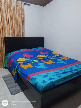 Vendo cama doble barata